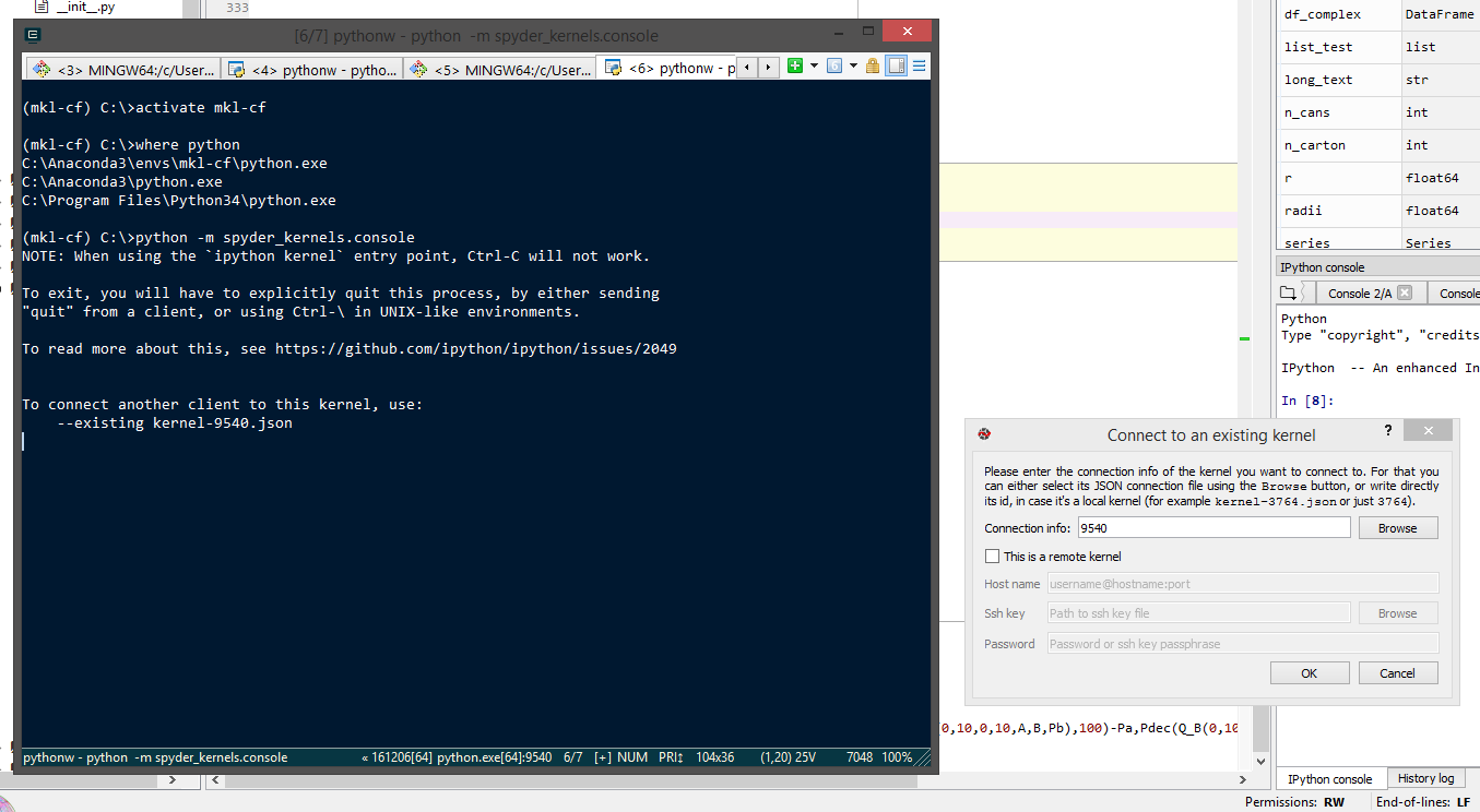 spyder python 3.3 mac